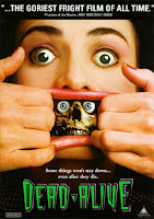 Back when Peter Jackson was the director of Bad Taste!