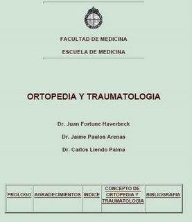 Dos manuales de ortopedia y traumatologia pdf descargar for Manuales de cocina en pdf gratis
