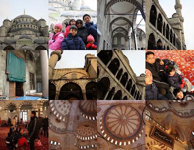 Site Blogspot  Interior Designer Fees on The Interior Design In Blue Mosque   From Lensariri