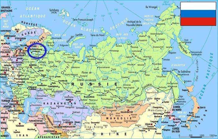 saint-petersbourg-russie-carte