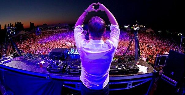 Top 10 de los mejores DJ del mundo [Megapost]