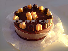 TORTA DE JABON CHOCOLATE