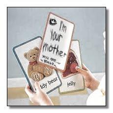 tarjetas psicológicas, recordar