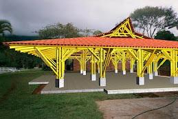 Kiosco dachi dêi - Proyecto 2002