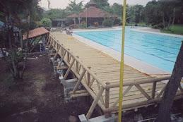 Deck en pino inmunizado    2004