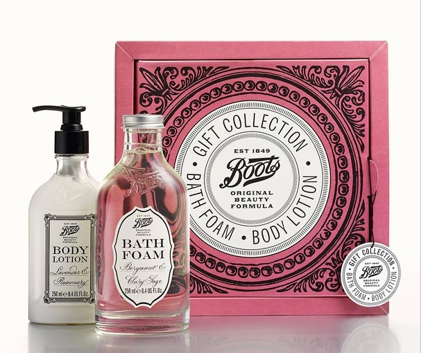 Inspired By Our Research Into Boots Labels Of 1880s We Created A Modern Vintage Look That Worked For The 21st Century