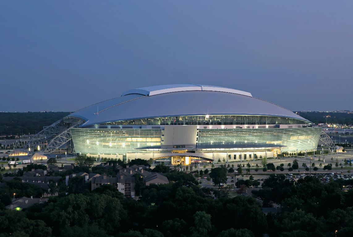 Cant All Be Cowboys: Cowboys Stadium vs New Meadowlands Stadium: A ...