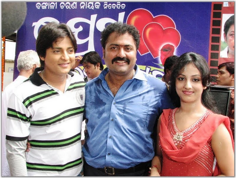 Odia Cinema World: Tanmaya Mohanty or Babushan and New Hot Actress ...