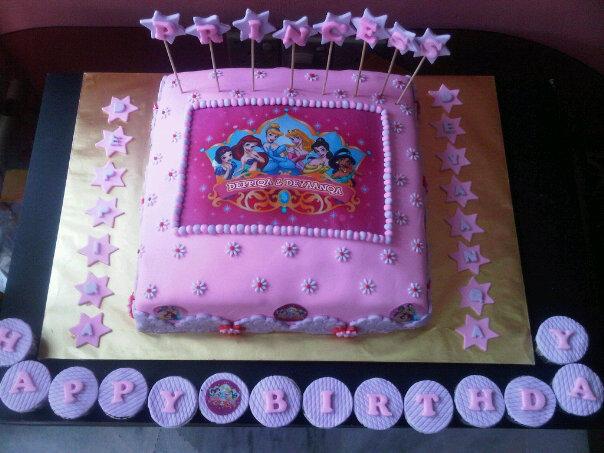 Birthday Cake Edible Pictures : zetyfondantcupcakes.blogspot.com: Edible Image Cake