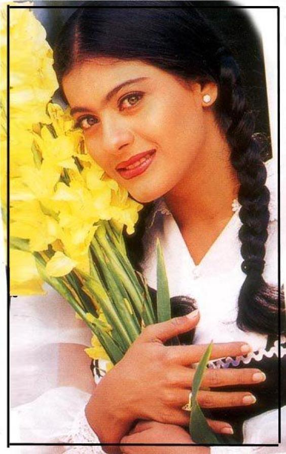 kajol wallpapers. Kajol Real Life Photo Stills