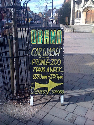 obama car washes