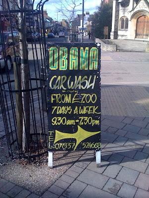obama car washes