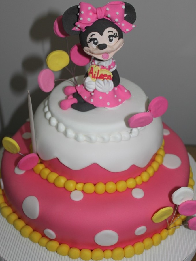 Tortas decoradas de Minnie - Imagui