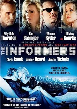 Mật Thám - The Informers (2008) Poster