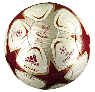 Adidas Champions League Final 2009 Match Ball