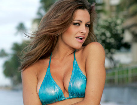 Maria Kanellis Sexy Look