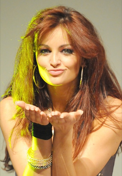 WWE Diva Maria Kanellis
