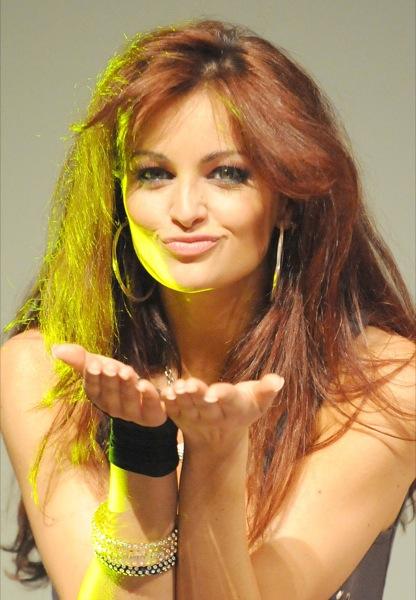 WWE Diva Maria Kanellis