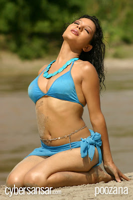 Poozana Pradhan hot