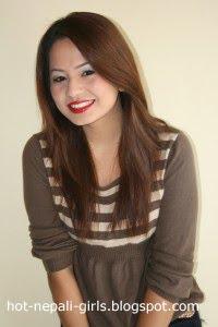 Beautiful Nepali Model