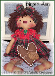 "Ginger Ann ~ 15"" doll"