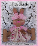 "Lil' Cottontail ~ 12"" doll"