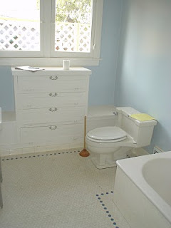 Rose city bungalow 1913 bathroom tile design ideas for 1915 bathroom photos