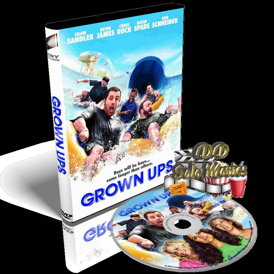 cover+Grown+Ups Grown Ups   Como Niños Grandes 1 LINK ESPAÑOL LATINO RECOMENDAD