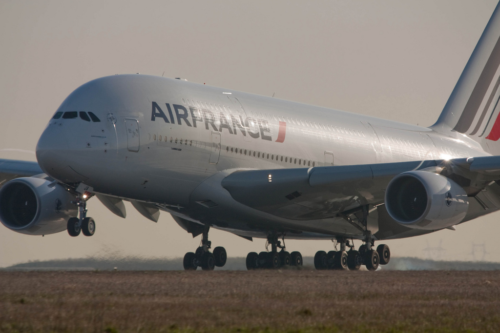 Business Flight Air France A380 861 Pics Gallery