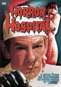 Locandina Horror hospital streaming film