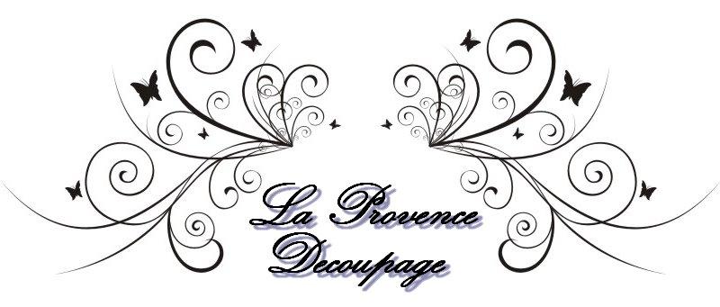 La Provence Decoupage
