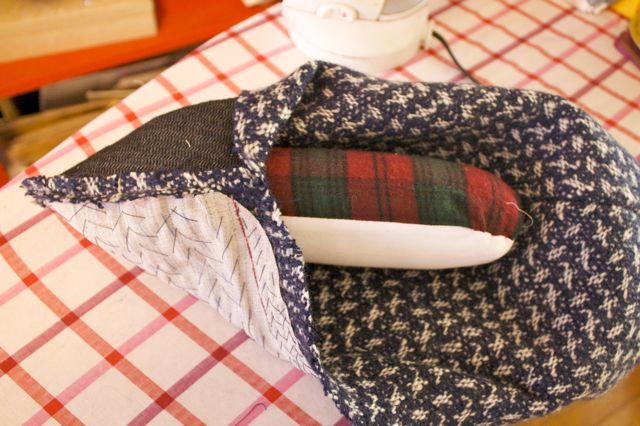 how to make collar wider