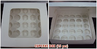 Cupcakes Box