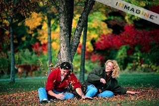 Thanksgiving Couple Greeting Cards