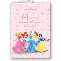 Disney Princess Valentines Day Cards
