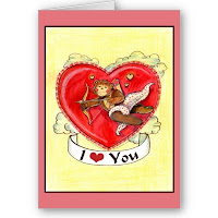 tattoo card for valentines day
