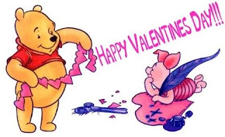 the best of happy valentines day wallpapers: winnie the pooh, Ideas