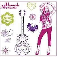 Disney's Hannah Montana Valentine's Cards