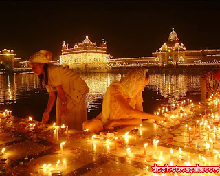golden temple diwali wallpaper - photo #22