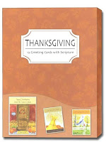 Boxed Thanksgiving Cards