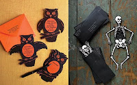 Handmade Halloween Invitation Card Ideas