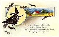 Halloween Poem Cards