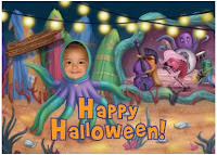 Baby Halloween Greeting Cards
