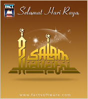 Hari Raya Greeting cards
