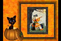 kitten halloween wallpaper for free