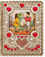 First Valentine Greeting Cards