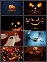 Halloween Theme iPod Wallpaper