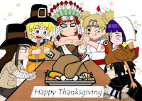 Naruto Thanksgiving Pictures