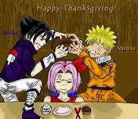 Naruto Anime Thanksgiving Collection
