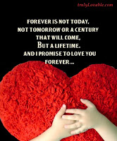promise on valentines day